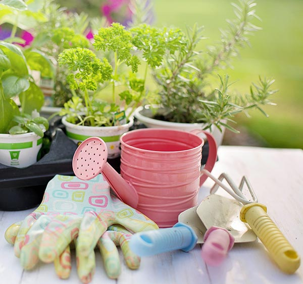 Outils jardinage magasin action