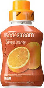 Concentré pour limonade Saveur Orange Sodastream